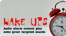 Wake Up Alarms quick pack image