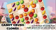 Candy Crush Clones quick pack image