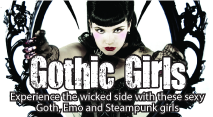 Gothic Girls quick pack image