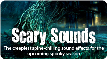 Scary Sounds quick pack image