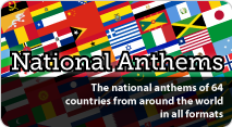 National Anthems quick pack image