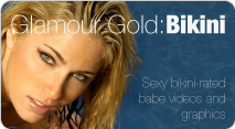 Glamour Gold Bikini Edition quick pack image