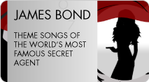 James Bond Music quick pack image